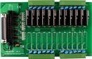 Card PCI Screw Terminal 12 kênh Relay bán dẫn đầu ra