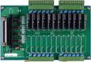 Card PCI Screw Terminal 12 kênh Relay bán dẫn đầu ra +  DIN-Rail Mounting