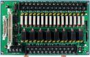 Card PCI 24 kênh Relay đầu ra + DIN-Rail Mounting