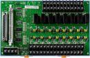Card PCI 16 kênh đầu vào cách ly và 8 kênh Relay đầu ra + DIN-Rail Mounting