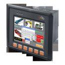 "Win-GRAF based ViewPAC with 5.7"" LCD and 3 I/O slots"