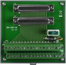 Universal termination board for digital I/O