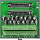Universal termination board for analog I/O