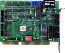 Card ISA I/O 12 bit số và tương tự, tốc độ 62.5 kS/s