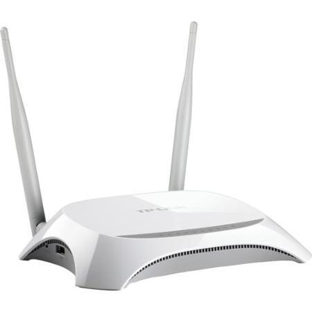 3G/3.75G Wireless Lite N Router TL-MR3420