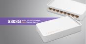 Totolink Switch Giga Ethernet S808G 8-port
