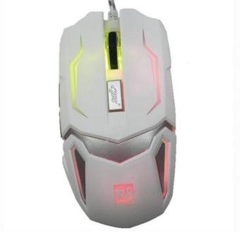 Mouse R8 1628 trắng