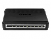 D-LINK DES-1008A Switch 8port, 10-100Mbps