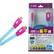 CABLE HDMI Ztek 1.4 ZY 015 5m