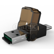 Đầu đổi Type-C -> USB 3.0 (+TF) Unitek (Y - 9320)
