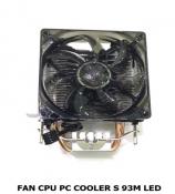 Fan Cpu PC Cooler S 93M LED