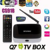Android Box Q7 Ram 2GB/Rom 8GB