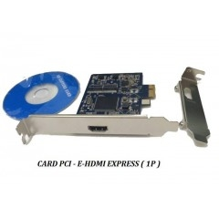 Card Capture PCI-E to HDMI 1 cổng HD72A