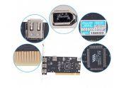 CARD PCI - 1394 DTECH (PC 0007B)