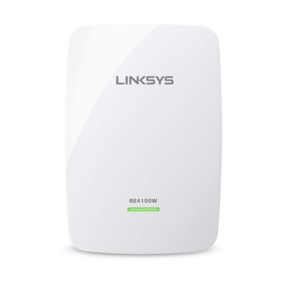 Linksys RE4100W Simultaneous Dual-Band Range Extender