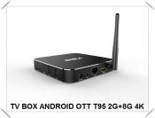 TV Box Android OTT T95  2G+8G 4K
