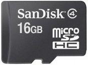 Thẻ nhớ 16GB Micro SDHC 4 SanDisk