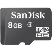 Thẻ nhớ 8GB Micro SDHC 4 SanDisk