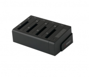 Đế ổ cứng (Docking) 4 khe cắm 3.5 và 2.5 SATA 3 USB 3.0 Orico 6648US3-C
