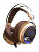 Headphone SoundMax AH 318
