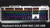 Keyboard AULA 2008 Bac Leb USB