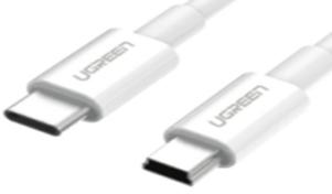 UGREEN 40418 Cáp dữ liệu USB 2.0 to Micro USB + Type C (US142) 1.5m