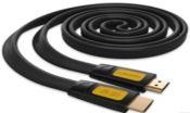 UGREEN 11184 Cáp HDMI phẳng 1.4 đồng đầy đủ 19 + 1 (HD101) 1.5m