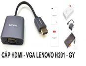 CÁP LENOVO H201-GY CHUYỂN HDMI SANG VGA