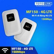 Wifi Di Động 4G LTE TotoLink MF150 (Trắng)