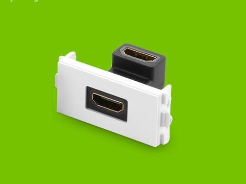 Nhân nối bẻ góc 90 độ HDMI 1.4