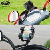 Gía kẹp điện thoại gắn trên xe máy (GPS/Mobile Holder For Motorcycles)