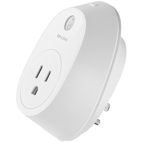 HS110 | Kasa Smart Wi-Fi Plug with Energy Monitoring | TP-Link