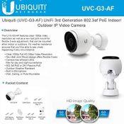 Camera Unifi UVC G3 AF