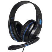 Headphone Sades TPOWER-SA 701 (PC HEADSET)