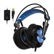 Sades Locust plus -SA904 LED RGB (Gaming headset ) Virtual 7.1 surround sound