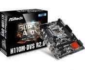 Bo mạch chính/ Mainboard Asrock H110M-DVS R2.0
