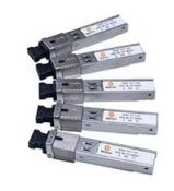 SINOVO SFP 1.25Gbps, DDM, SM, 1 sợi, 20km, TX/RX 1550/1310nm