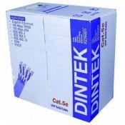 Cáp mạng Dintek treo ngoài trời - CAT.5e thùng 305m (1101-03011A)
