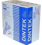 Cáp Mạng Dintek CAT.6 UTP 1101-04005CH(Thùng 100m)