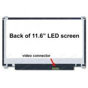LCD 11.6  LED Slim 30PIN  (ASUS UX21)