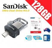 USB OTG 3.0 SanDisk Ultra Dual Drive M3.0 128GB