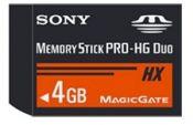 Sony MS pro Duo 4GB