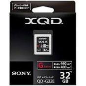 XQD G SERIES 32GB
