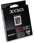 XQD G SERIES 64GB