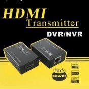 Bộ khuếch đại tín hiệu HDMI 60m qua cáp mạng full HD 1080p