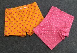 MS2045-84 Quần thun bé gái hiệu HM  size 1/2-7/8, tỉ lệ size lớn nhiều màu hồng nhiều ri 10