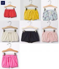 ms1994-100 quần sọt phồng bg hiệu babyGap size 6/12m-5t hàng cam bo ri 15 trộn size và màu