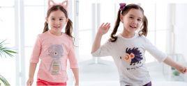 sp000453-106 áo thun xuất hàn bé gái hiệu MINOu size 90-130-ri 10