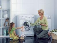 Cách tiết kiệm điện khi giặt và sấy