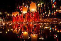 Lễ hội hoa đăng đặc sắc tại Thái Lan